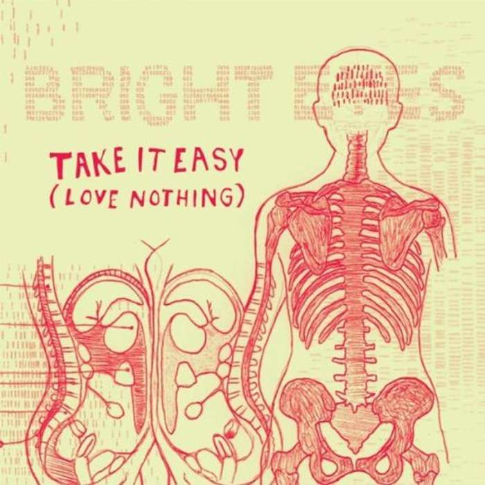 Take It Easy CD Single - Conor Oberst
