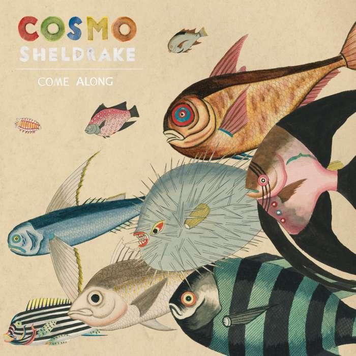 "Come Along 7"" - Cosmo Sheldrake"