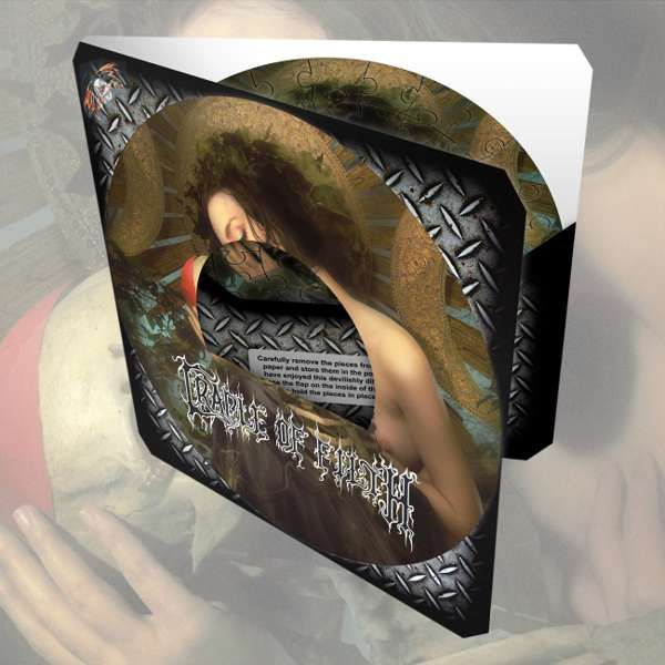 Cradle of Filth - 'Abstinence' Jigsaw - Cradle of Filth