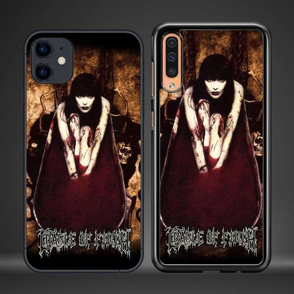 Cradle of Filth - 'Cruelty & The Beast' Mobile Phone Case - Cradle of Filth