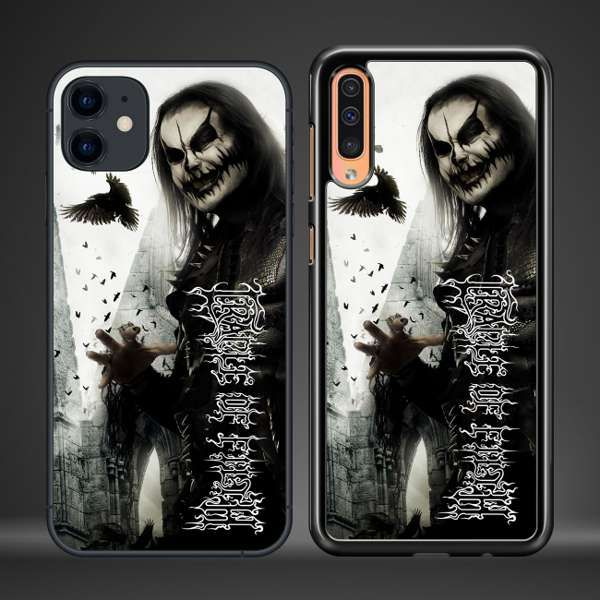 Cradle of Filth - 'Dani Filth' Mobile Phone Case - Cradle of Filth