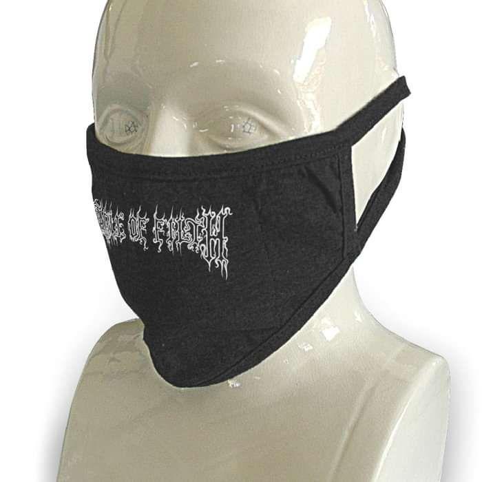 Cradle of Filth - 'Logo' Face Mask - Cradle of Filth