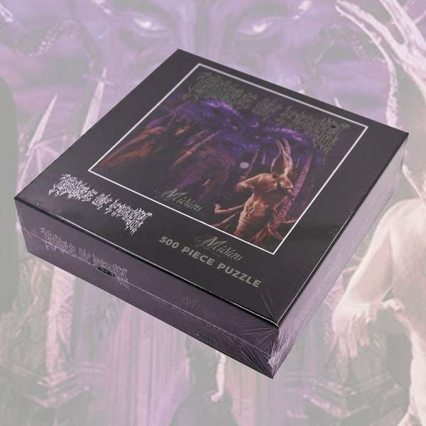 Cradle of Filth - 'Midian' Jigsaw - Cradle of Filth