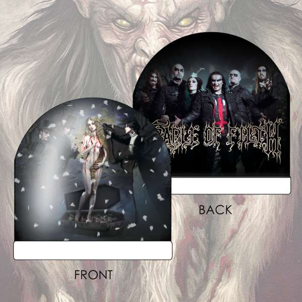 Cradle of Filth - Snow Dome - Cradle of Filth