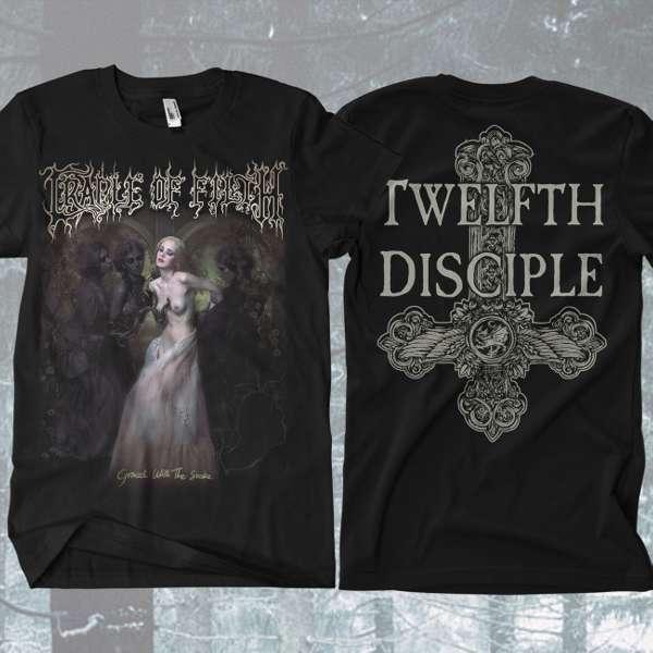 Cradle of Filth - 'Twelfth Disciple' T-Shirt - Cradle of Filth