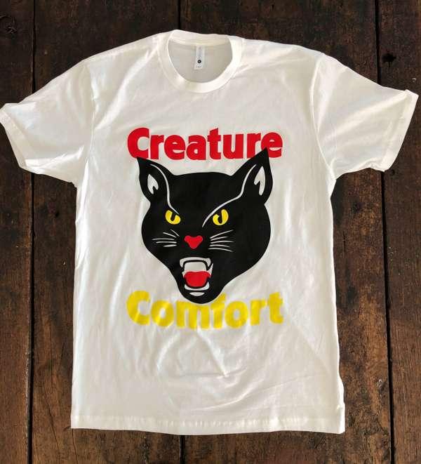 """Creature Comfort """"Fireworks"""" Tee - Creature Comfort"""