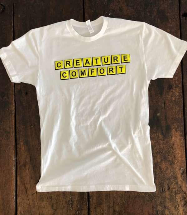 """Creature Comfort """"Waffles"""" Tee - Creature Comfort"""