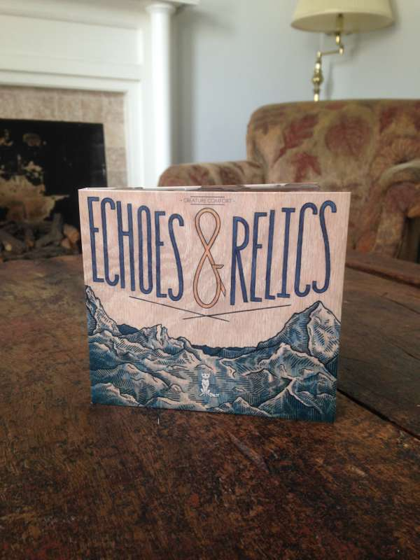 """""""Echoes & Relics"""" CD - Creature Comfort"""