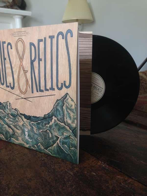 """""""Echoes & Relics"""" Vinyl - Creature Comfort"""