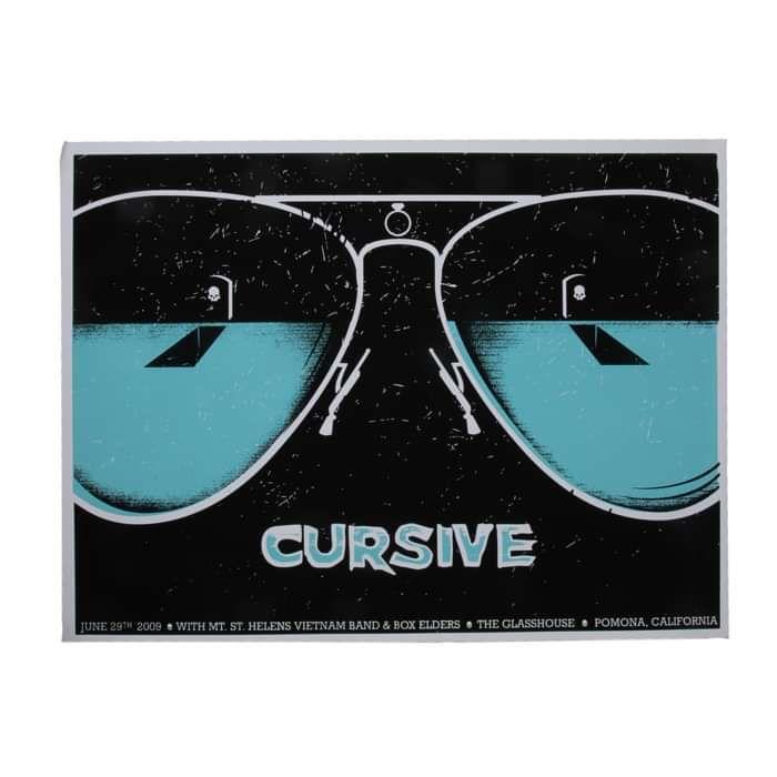 Cursive @ The Glasshouse - Cursive