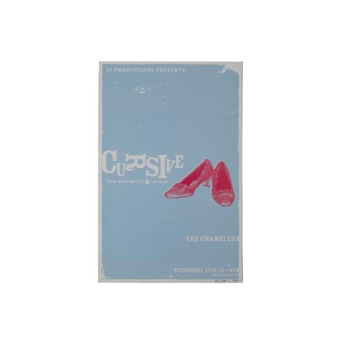 Cursive w/ Make Believe & La Salle - Cursive