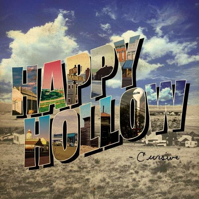 Happy Hollow - Cursive