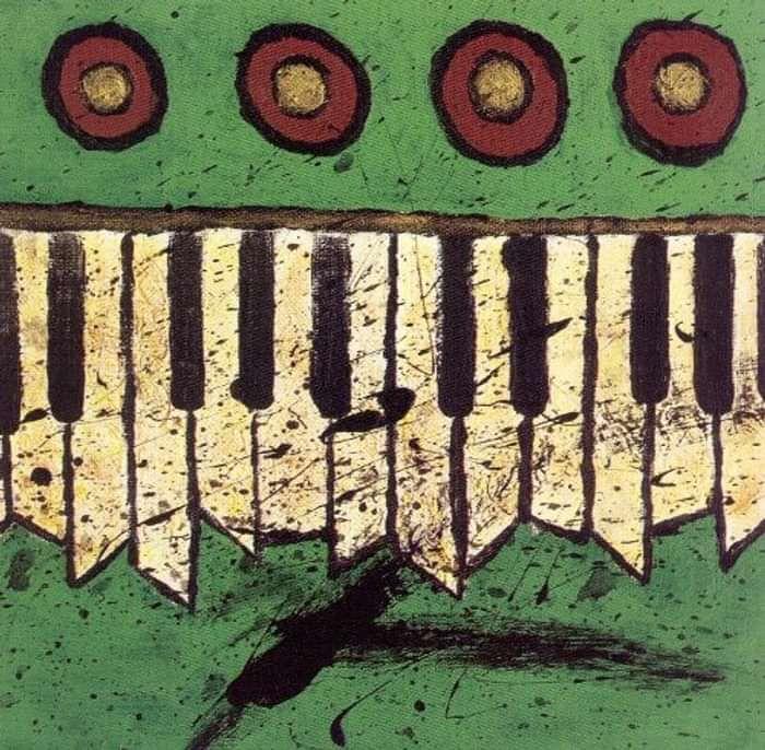 The Ugly Organ CD - Cursive