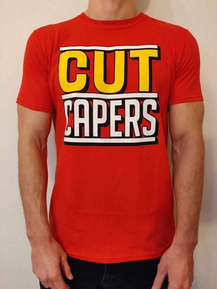 Logo T-Shirt - Cut Capers