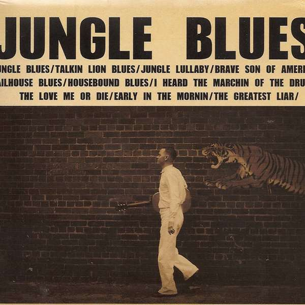 Jungle Blues (CD) - C.W. Stoneking USA
