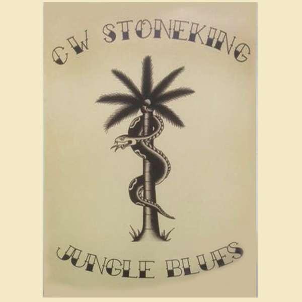 Jungle Blues - Poster - C.W. Stoneking