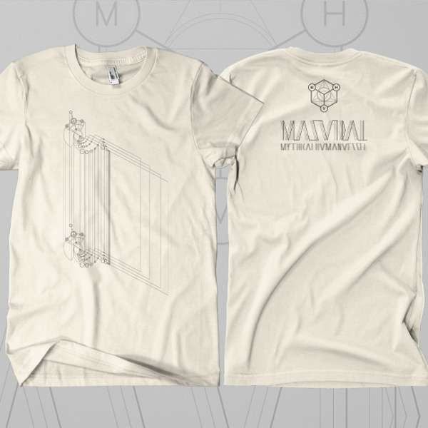 Masvidal - 'Human' T-Shirt - Cynic