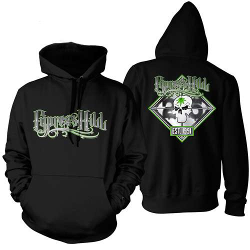 25th Anniversary – Hooded Sweat - Cypress Hill