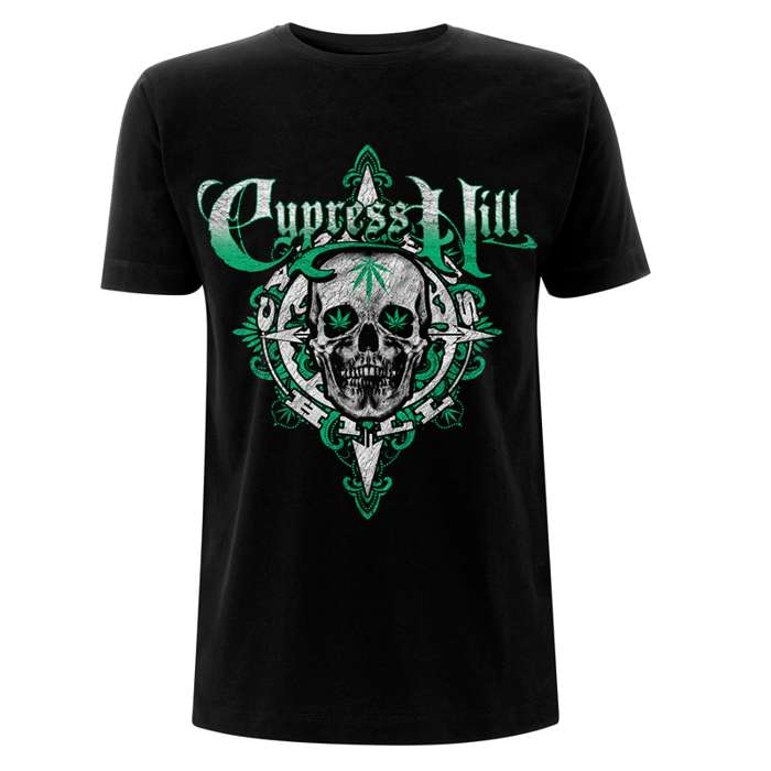 Bandana Tour – Tee - Cypress Hill