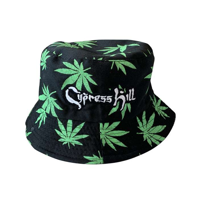 Cannabis Leaf – Bucket Hat - Cypress Hill