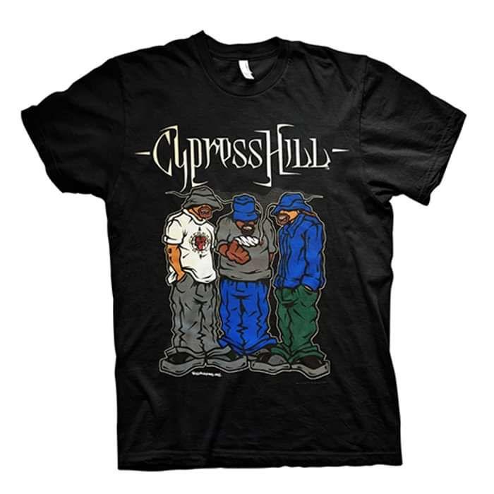 Graffiti Cartoon – Tee - Cypress Hill
