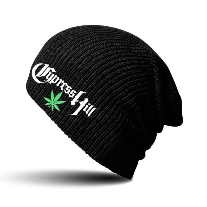 Leaf Logo – Beanie - Cypress Hill