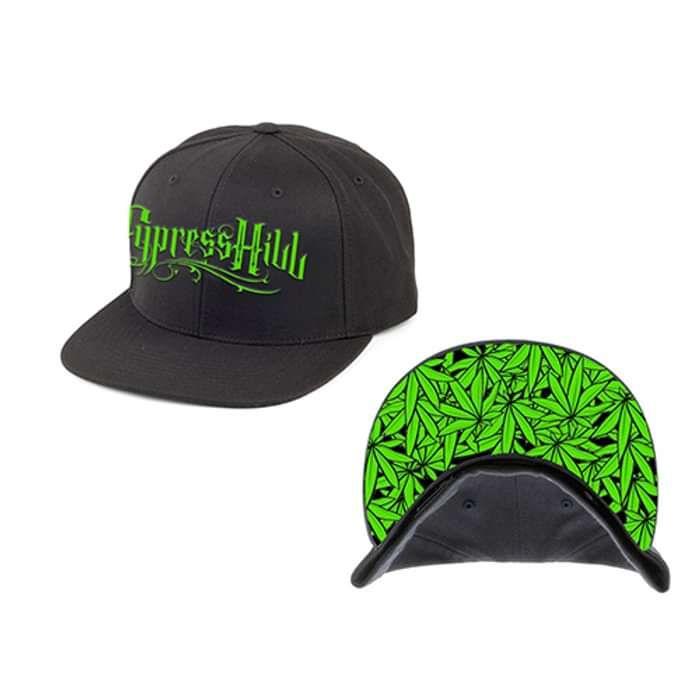 Leaf – Snap Back Cap - Cypress Hill