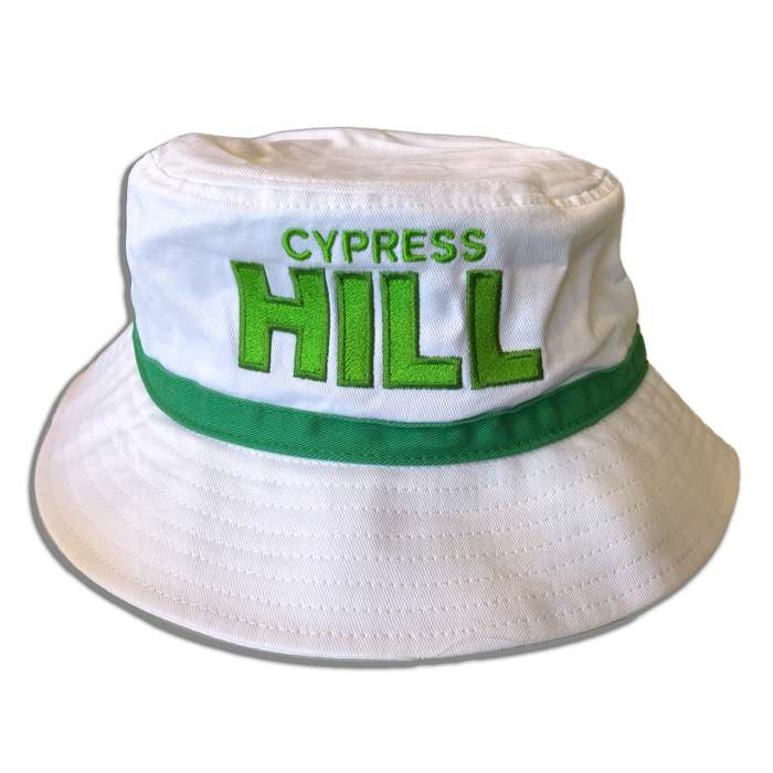 Sen Dog Weed Green – Embroidered Bucket Hat - Cypress Hill