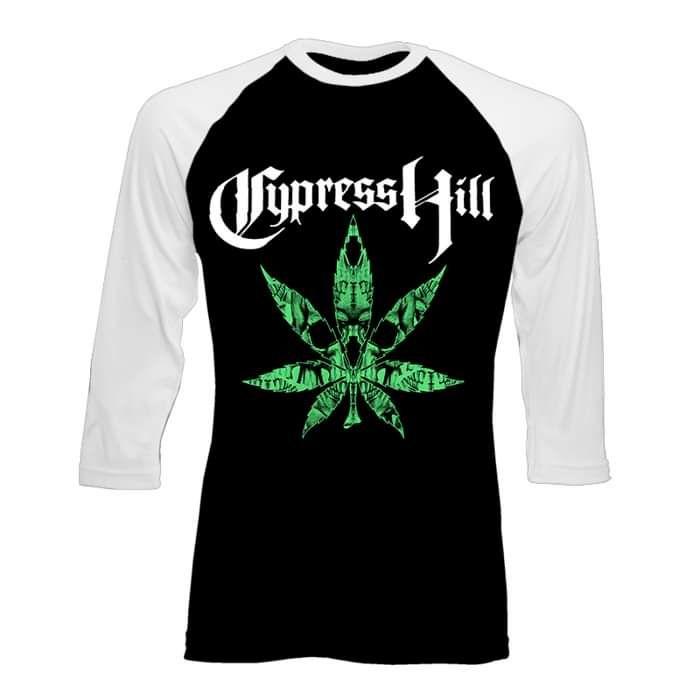 Skulls Leaf – Baseball - Cypress Hill