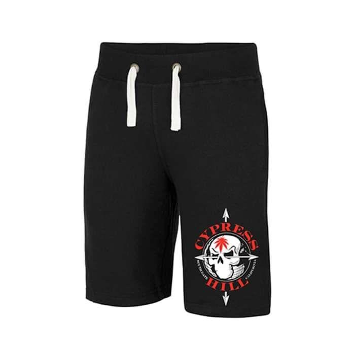 Vintage Skull – Campus Shorts - Cypress Hill