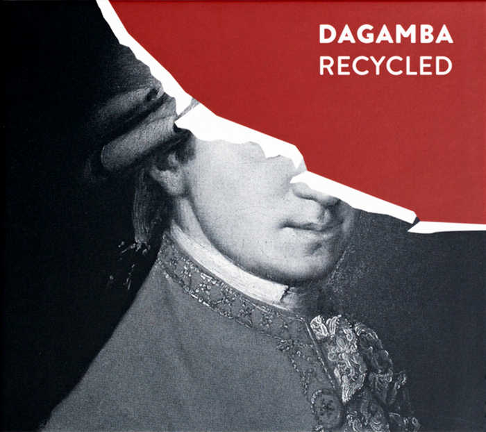 CD | Recycled - DAGAMBA