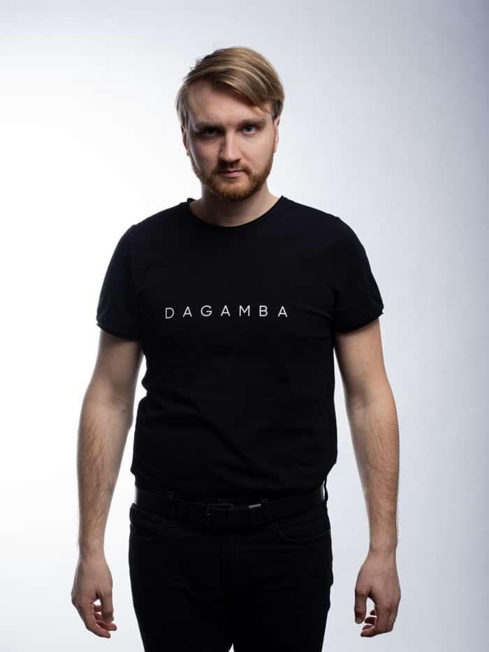 T-SHIRT | DAGAMBA - DAGAMBA