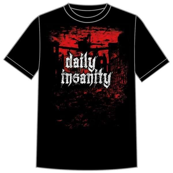 Warchild Shirt - Daily Insanity