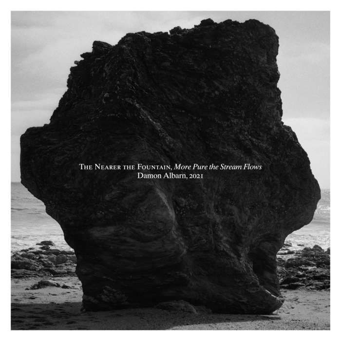 The Nearer The Fountain, More Pure The Stream Flows - CD - Damon Albarn