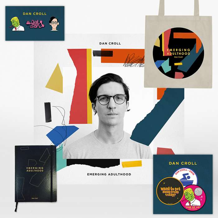 Emerging Adulthood [Deluxe Bundle] - Dan Croll North America