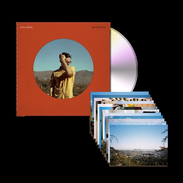 Grand Plan [CD + Postcard Set] - Dan Croll North America
