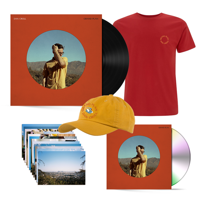 Grand Plan [Deluxe Bundle] - Dan Croll North America