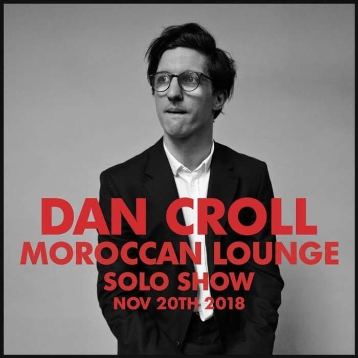 LA Show Ticket + Emerging Adulthood Patch Set - Dan Croll North America