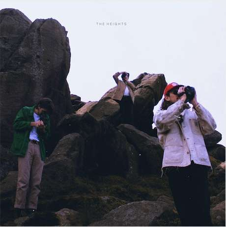 "The Heights EP 12"" Vinyl - Far Caspian - Dance To The Radio"
