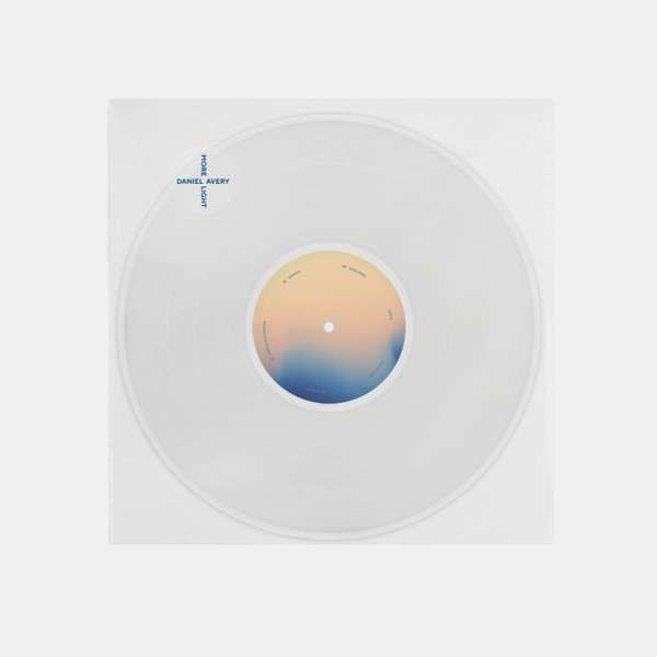 """Daniel Avery - More Light Limited Edition Clear 10"""" - Daniel Avery"""