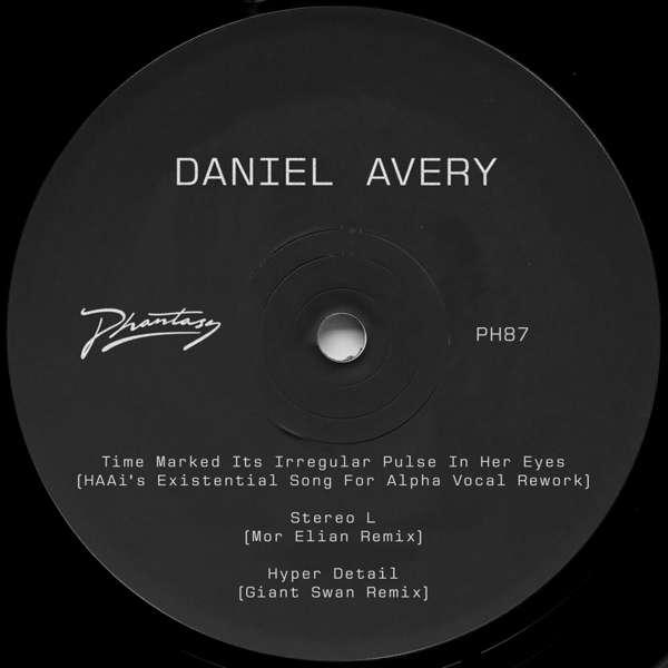 Daniel Avery - Song For Alpha Remixes Three - Daniel Avery