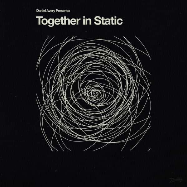 Daniel Avery - Together in Static Black LP - Daniel Avery