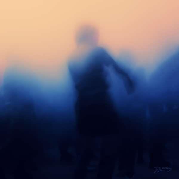 Love + Light Black LP - Daniel Avery