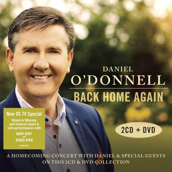 Back Home Again (2CD + DVD) - Daniel O'Donnell US