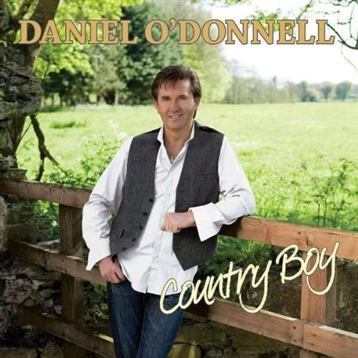 Country Boy (CD) - Daniel O'Donnell US