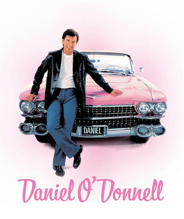 High Quality Large Rock N Roll Blanket - Daniel O'Donnell US