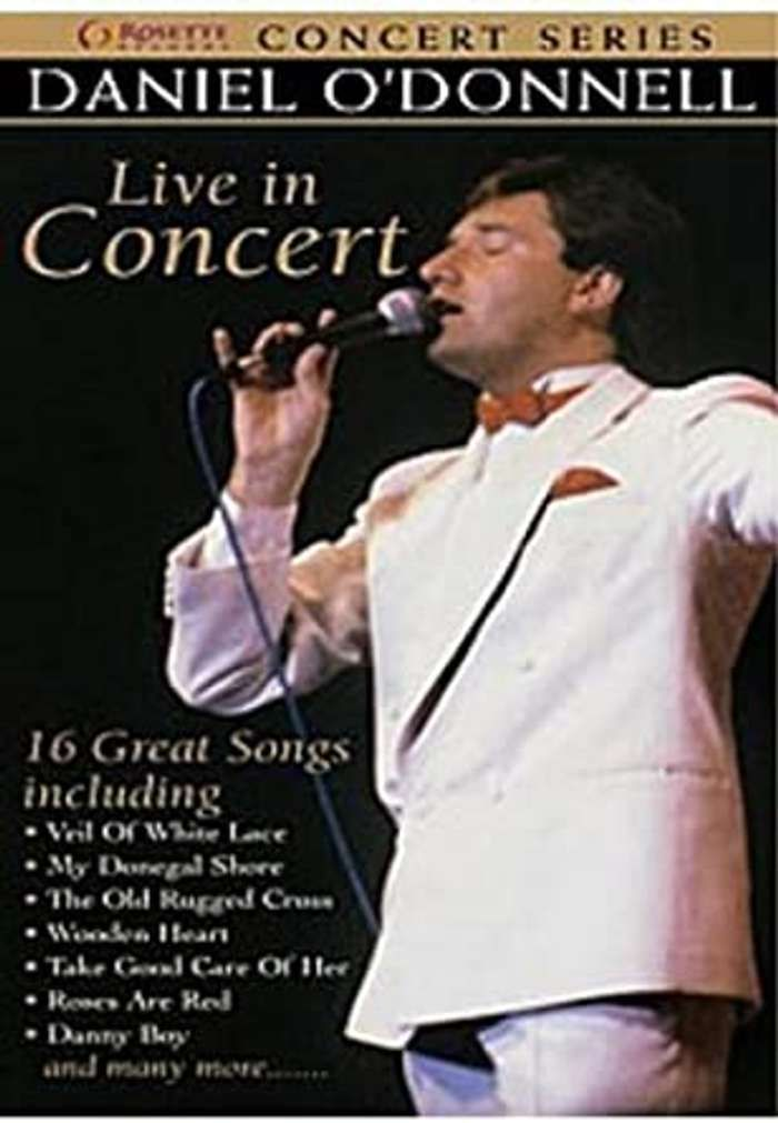 In Concert (DVD) - Daniel O'Donnell US