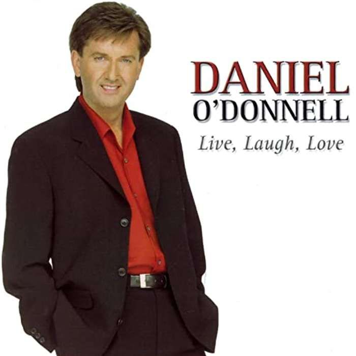 Live Laugh Love (CD) - Daniel O'Donnell US
