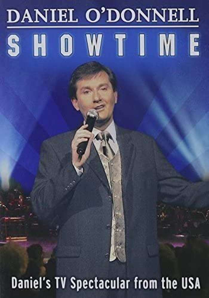 Showtime (DVD) - Daniel O'Donnell US
