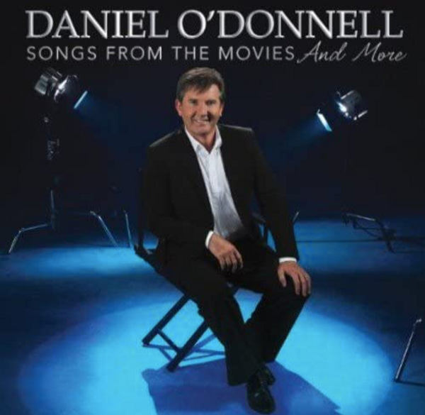 Songs From The Movies And More (CD) - Daniel O'Donnell US